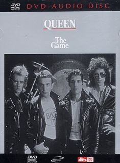 Queen   The Game DVD Audio, 2003
