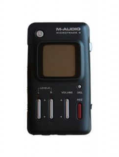 Audio MicroTrack Digital Multi Track Recorder