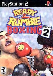 Ready 2 Rumble Boxing Round 2 Sony PlayStation 2, 2000