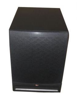 Klipsch RPW 10 Powered Subwoofer