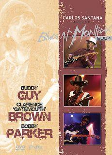 Buddy Guy, Gatemouth Brown, Bobby Parker DVD, 2006, 3 Disc Set