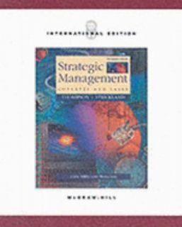 Strategic Management Concepts and Cases by A. J. Strickland and Arthur