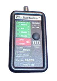 Ideal Industries Minitracker Cable Tester