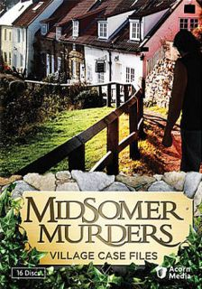 Midsomer Murders Village Case Files DVD, 2010, 16 Disc Set