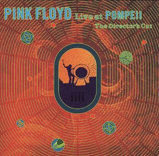 Pink Floyd   Live at Pompeii DVD, 2003, Jewel Case