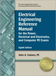 Engineering Reference Manual for the Power, Electrical and Electronics