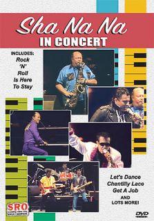 Sha Na Na in Concert DVD, 2005