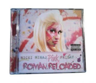 Pink Friday Roman Reloaded PA by Nicki Minaj CD, Jan 2012, Universal