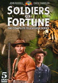 of Fortune The Complete Television Series DVD, 2010, 5 Disc Set