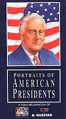 Portraits of American Presidents VHS, 1992, 3 Tape Set