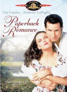 Paperback Romance (DVD, 2005, Widescreen and Full Screen)