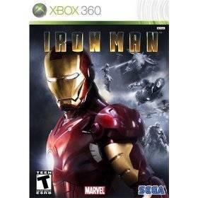 Iron Man Xbox 360, 2008