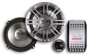 Polk Audio db5251 2 Way 5.25 x 5.25 Car Speaker