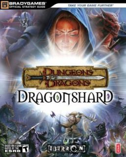 and Dragons Dragonshard by Brady Games Staff 2005, Paperback
