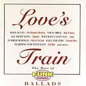 Loves Train The Best of Funk Essentials Ballads CD, Jun 1995, Mercury
