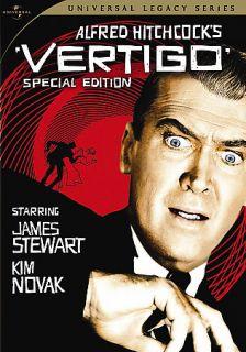 Vertigo DVD, 2008, Special Edition Universal Legacy Series