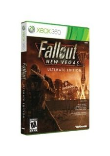 Fallout New Vegas Ultimate Edition Xbox 360, 2012