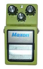 Maxon SD 9 Sonic Distortion Distortion Guitar Effect Pedal