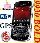 Blackberry BOLD 8GB 9900 Verizon Wireless Cell Phone Touch Sreen GPS