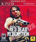 BRAND NEW Red Dead Redemption PS3 Game PlayStation 3 SEALED