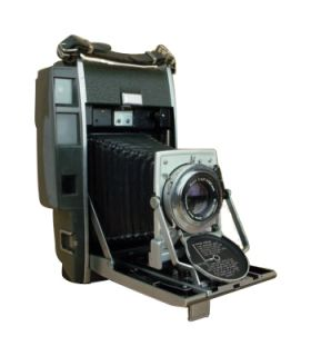 Polaroid Pathfinder 110A Instant Film Camera