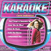 Karaoke Carrie Underwood by Karaoke CD, Sep 2006, BCI Eclipse