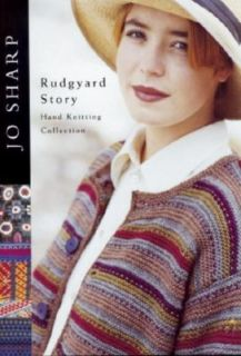 Story Handknitting Collection by Jo Sharp 2001, Paperback