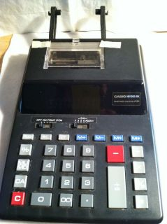 casio in Vintage Calculators