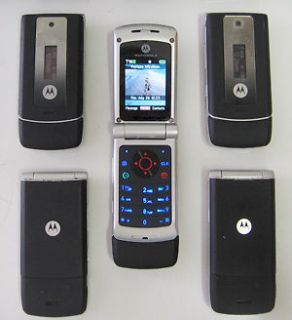 Newly listed 5 MOTOROLA W385 VERIZON CELL PHONES + WALL CHARGERS