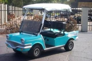 Custom Golf Cart Body Kit for Club Car DS   Old Style 1957 Stude