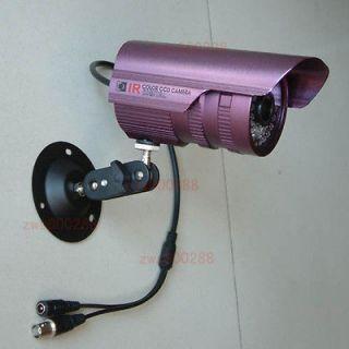 Video IR Waterproof CCTV Surveillance Security Camera System DVR W133
