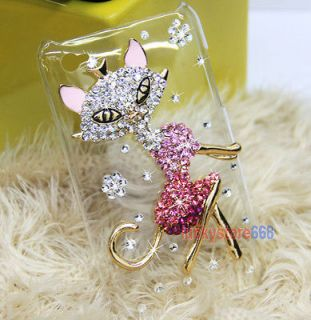 3d bling ipod touch cover cases