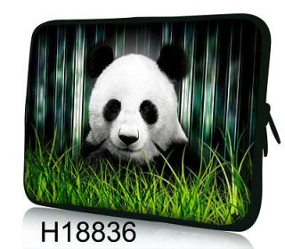 Panda 10 Laptop Bag Sleeve Case Cover Fr HP Mini 110 210 /Acer Aspire