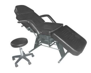 portable dental chair stool package black w storage and 2