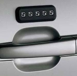 OEM Genuine Ford Parts Remote Door Lock Keyless Entry Keypad NEW