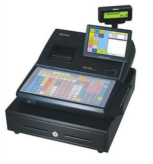 SPS 530 FT 7 TouchScreen Hybrid POS Cash Register with Free Memory