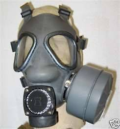 Finnish Military Gas Mask un issued