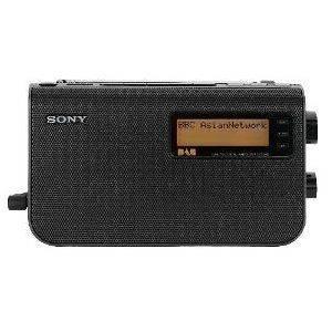 Sony XDR S56DBP DAB Digital Radio Tuner