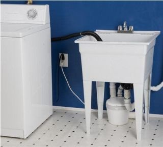 New Saniflo SANISWIFT Grey Water Pump Kitchen Bar #021