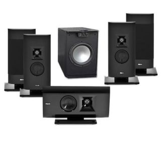 Klipsch Gallery G 12 5.1 Home Theater System FREE SUB!