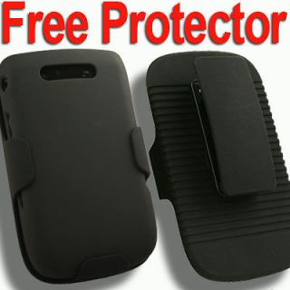 Case+Holster for Blackberry Torch 9800 9810 H Cover AT&T T Mobile Belt