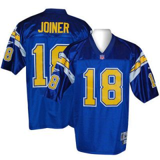 CHARGERS Charlie Joiner Throwback PREMIER Jersey XXL