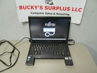 FUJITSU LIFEBOOK T2020D CORE 2 DUO TABLET PC LAPTOP (SU9400, 1.4GHZ