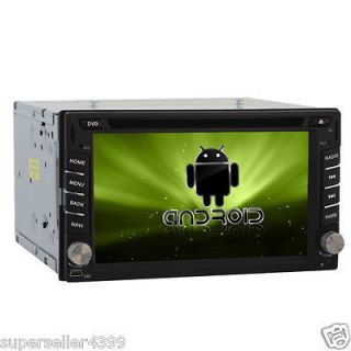 Double Din Car Stereo GPS Navigation Cpu 1G The Fastest Pure