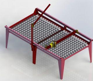 cnc plasma table in Welding