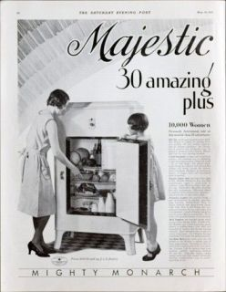 vintage refrigerators in Collectibles