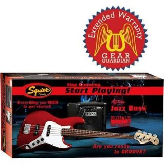 Fender Stop Dreaming,Start Playing Affinity J Bass w/Rumble 15 Amp MB