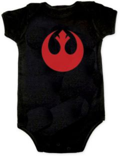 Rebel Alliance Star Wars Onesie Romper Baby 3 24 Month