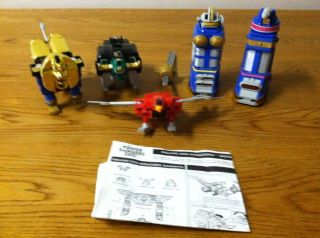 power rangers zeo, Toys & Hobbies