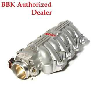 BBK 1997   2004 LS1 Intake Manifold With 80mm Electronic Throttle Body